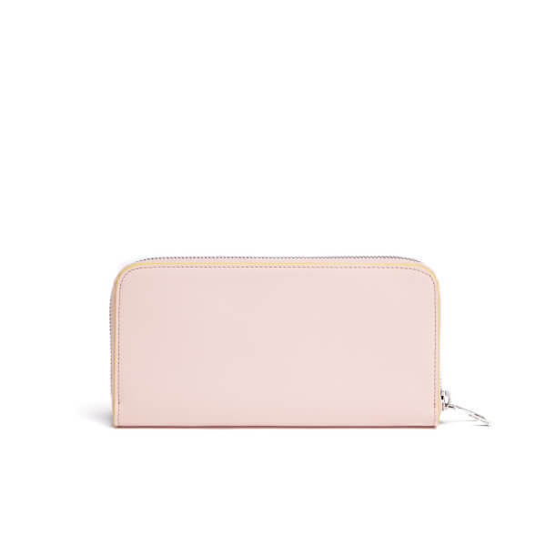 【PS by Paul Smith】レザー★長財布★Large Zip purse ピンク