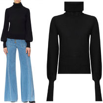 17-18AW C246 TURTLENECK SWEATER WITH BISHOP SLEEVE