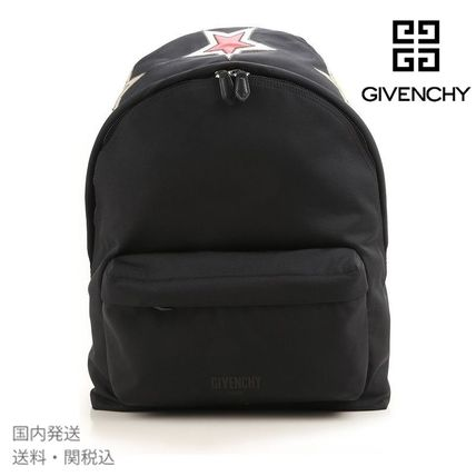 17AW★GIVENCHY★スターバックパック★国内発送