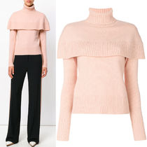 17-18AW C256 LAYERED CASHMERE TURTLENECK SWEATER