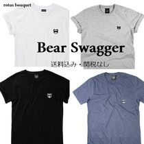 Bear Swagger(ベアスワッガー) Tシャツ・カットソー 【送料込】Bear Swagger★NECESSITEES Tシャツ/4色