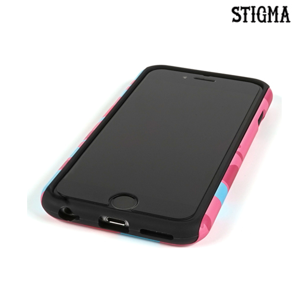 STIGMA★PHONE CASE EL MONSTER PINK iPHONE 6S/6S+/7/7+