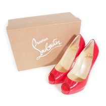 Christian Louboutin New Very Prive Vernis 120 mm[RESALE]