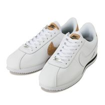 国内配送 NIKE CORTEZ BASIC LEATHER PREMIUM CORK ホワイト