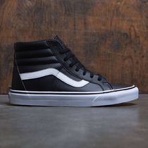 【送料無料】VANS MEN SK8-HI REISSUE (BLACK / CLASSIC TUMBLE)