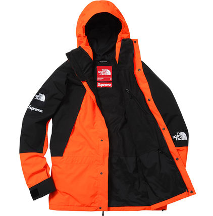 6f5c0c2ac コラボ☆Supreme x The North Face Mountain Light Jacket 16AW