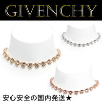 GIVENCHY(ジバンシィ) ネックレス・ペンダント 【国内発送】GIVENCHY 豪華クリスタルチョーカーネックレス 3色