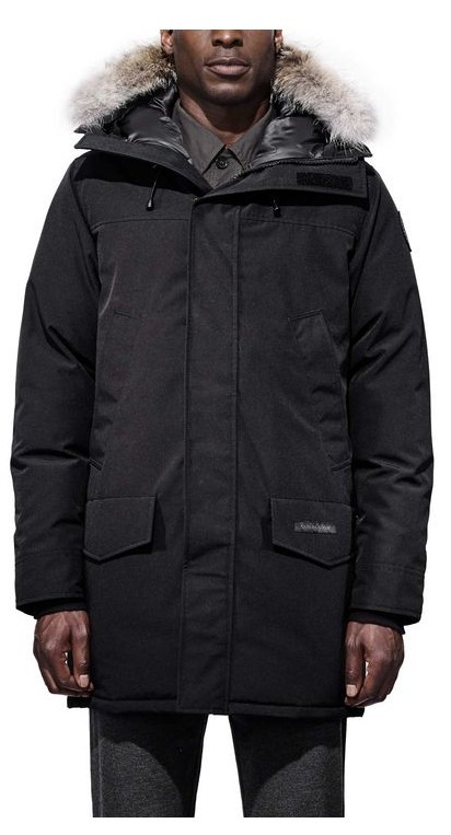 § CANADA GOOSE § 国内発送/ Langford Parka Black Label
