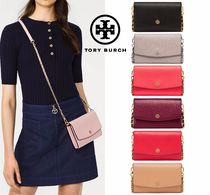 Tory Burch◆チェーン付きお財布バッグ◆パーカーPARKER