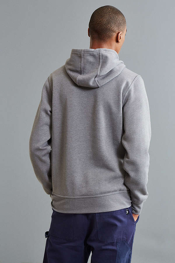 ☆The North Face☆ Embroidered Box Logo Hoodie Sweatshirt