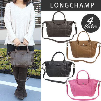 more photos bbd68 8a022 ロンシャン LONGCHAMP 折りたたみトートバッグ 2WAY 1512-737