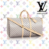 2017AW★Louis Vuitton★ボストンバッグ 55 ダミエ・アズール