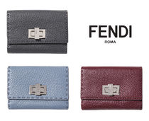 【関税負担】 FENDI PEEKABOO MEDIUM WALLET