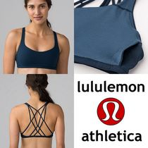 lululemon☆Free To Be Zen Bra スポーツブラ jaded