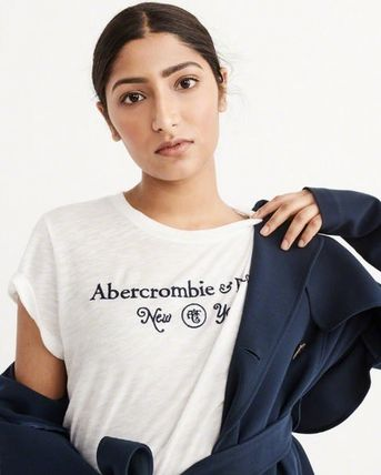 Abercrombie & Fitch Tシャツ・カットソー 【国内即発送】 Abercrombie&Fitch アバクロ Tシャツ Tee(2)