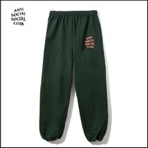 新作 限定 ANTI SOCIAL SOCIAL CLUB The Cure SWEAT PANTS