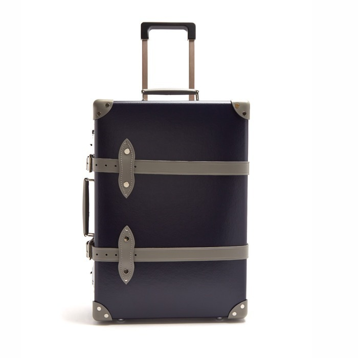 GLOBE-TROTTER  Centenary 20″ suitcase