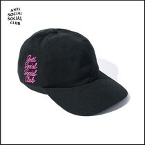 新作 限定商品 ANTI SOCIAL SOCIAL CLUB WEIRD CAP - Options