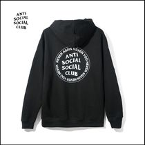 新作 限定 ANTI SOCIAL SOCIAL CLUB Never Again Never You