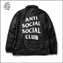 新作 限定 ANTI SOCIAL SOCIAL CLUB Never gonna give you up