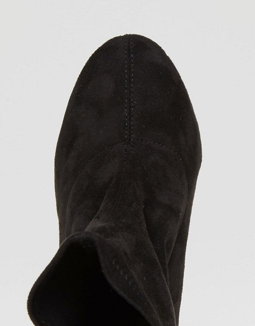ASOS ELABORATE Sock Boots♪2色