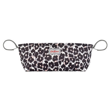 Cath Kidston ベビーカー 【Cath Kidston】 べビーカー用 収納バッグ Leopard Flower(2)