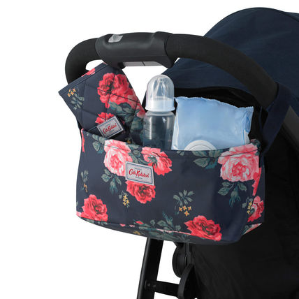 Cath Kidston ベビーカー 【Cath Kidston】 べビーカー用 収納バッグ Antique Rose