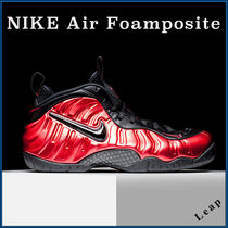 【Nike】入手困難!! 人気!! Air Foamposite Pro University Red