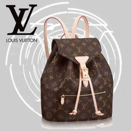 【NEW FW】Louis Vuitton モンスリー バックパック