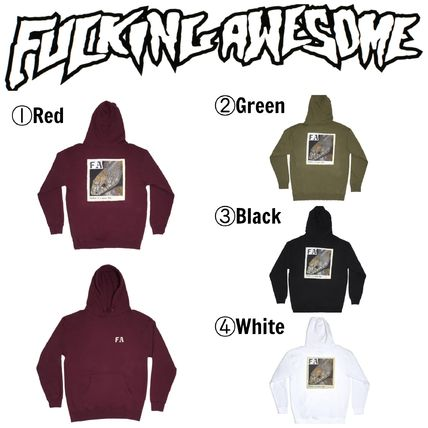 【Fucking Awesome】☆17SS☆Children Of A Lesser God Hoodie