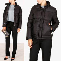 PR658 NYLON DOWN JACKET