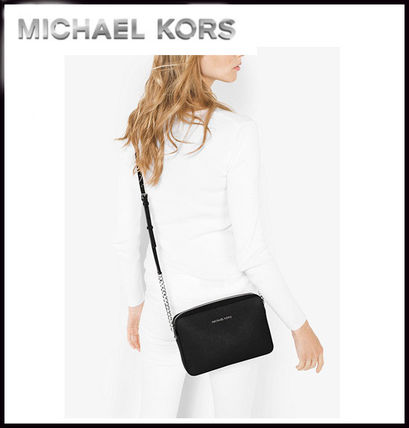 Michael Kors マザーズバッグ MICHAEL KORS★ JET SET LARGE CROSSBODY  国内発送!関税込み(3)