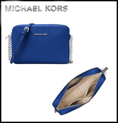 Michael Kors マザーズバッグ MICHAEL KORS★ JET SET LARGE CROSSBODY  国内発送!関税込み(4)