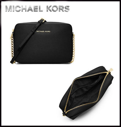 Michael Kors マザーズバッグ MICHAEL KORS★ JET SET LARGE CROSSBODY  国内発送!関税込み(2)