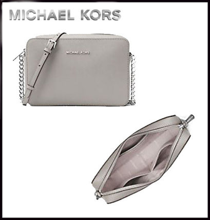 Michael Kors マザーズバッグ MICHAEL KORS★ JET SET LARGE CROSSBODY  国内発送!関税込み(10)