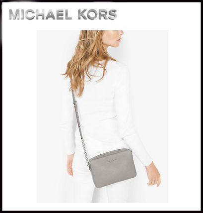 Michael Kors マザーズバッグ MICHAEL KORS★ JET SET LARGE CROSSBODY  国内発送!関税込み(11)