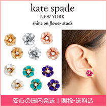 【国内発送】 shine on flower studs セール
