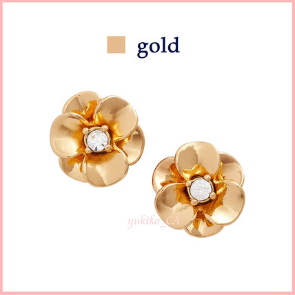 kate spade new york イヤリング・ピアス 【国内発送】 shine on flower studs セール(2)