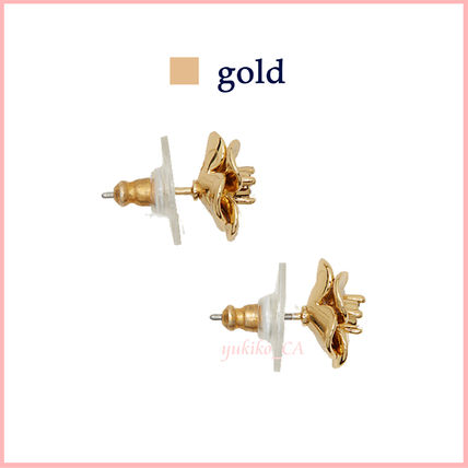 kate spade new york イヤリング・ピアス 【国内発送】 shine on flower studs セール(3)