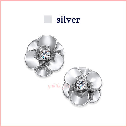 kate spade new york イヤリング・ピアス 【国内発送】 shine on flower studs セール(5)