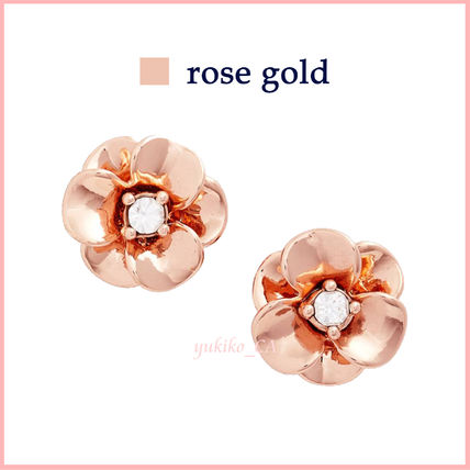 kate spade new york イヤリング・ピアス 【国内発送】 shine on flower studs セール(6)