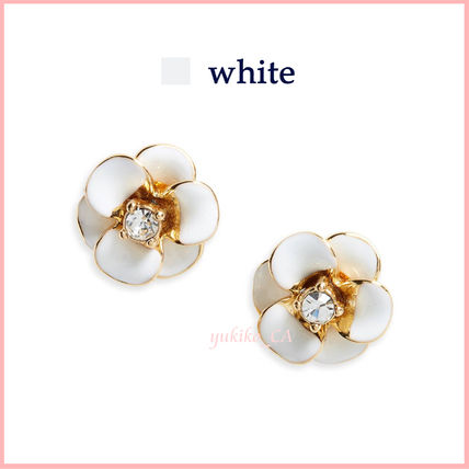 kate spade new york イヤリング・ピアス 【国内発送】 shine on flower studs セール(8)