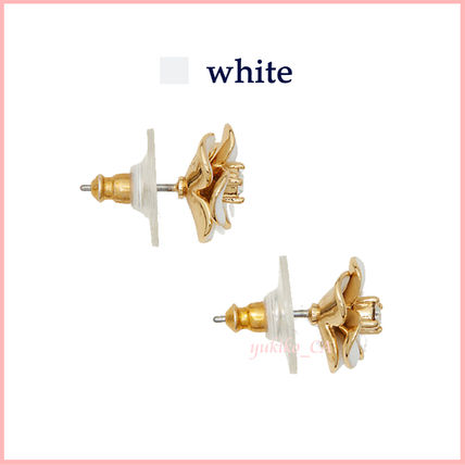kate spade new york イヤリング・ピアス 【国内発送】 shine on flower studs セール(9)