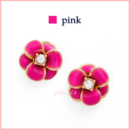 kate spade new york イヤリング・ピアス 【国内発送】 shine on flower studs セール(11)
