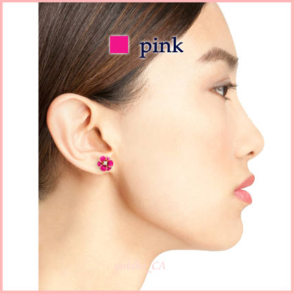 kate spade new york イヤリング・ピアス 【国内発送】 shine on flower studs セール(12)