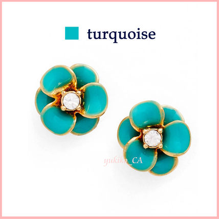 kate spade new york イヤリング・ピアス 【国内発送】 shine on flower studs セール(13)
