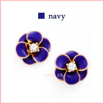 kate spade new york イヤリング・ピアス 【国内発送】 shine on flower studs セール(15)