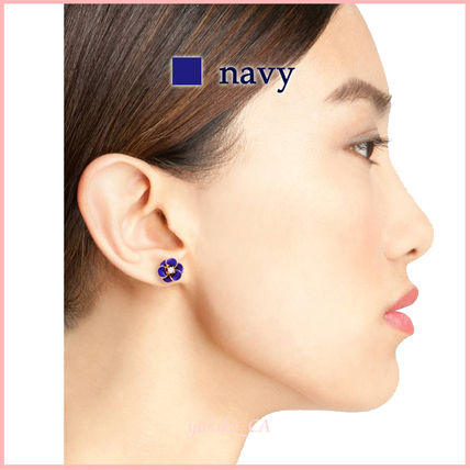kate spade new york イヤリング・ピアス 【国内発送】 shine on flower studs セール(16)