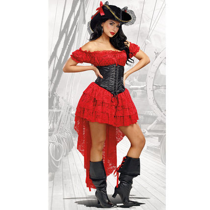 Dreamgirl★PIRATE WENCH COSTUME コスチューム