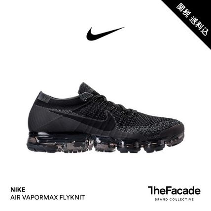 Nike スニーカー 【関税 送料込】NIKE AIR VAPORMAX FLYKNIT AirMax Anthracite